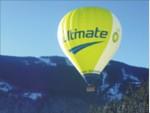 Let balónem v Alpách- přelet Alp