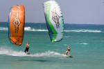 Kiteboarding kurz